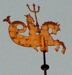 windvaan Dokkum